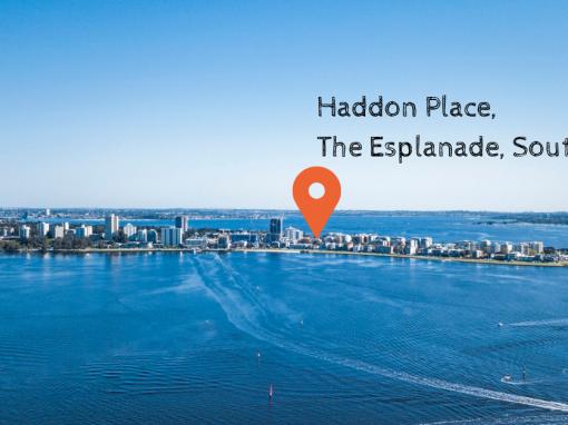 Haddon Place South Perth