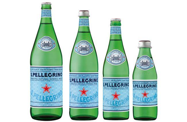San Pellegrino vs Bore water
