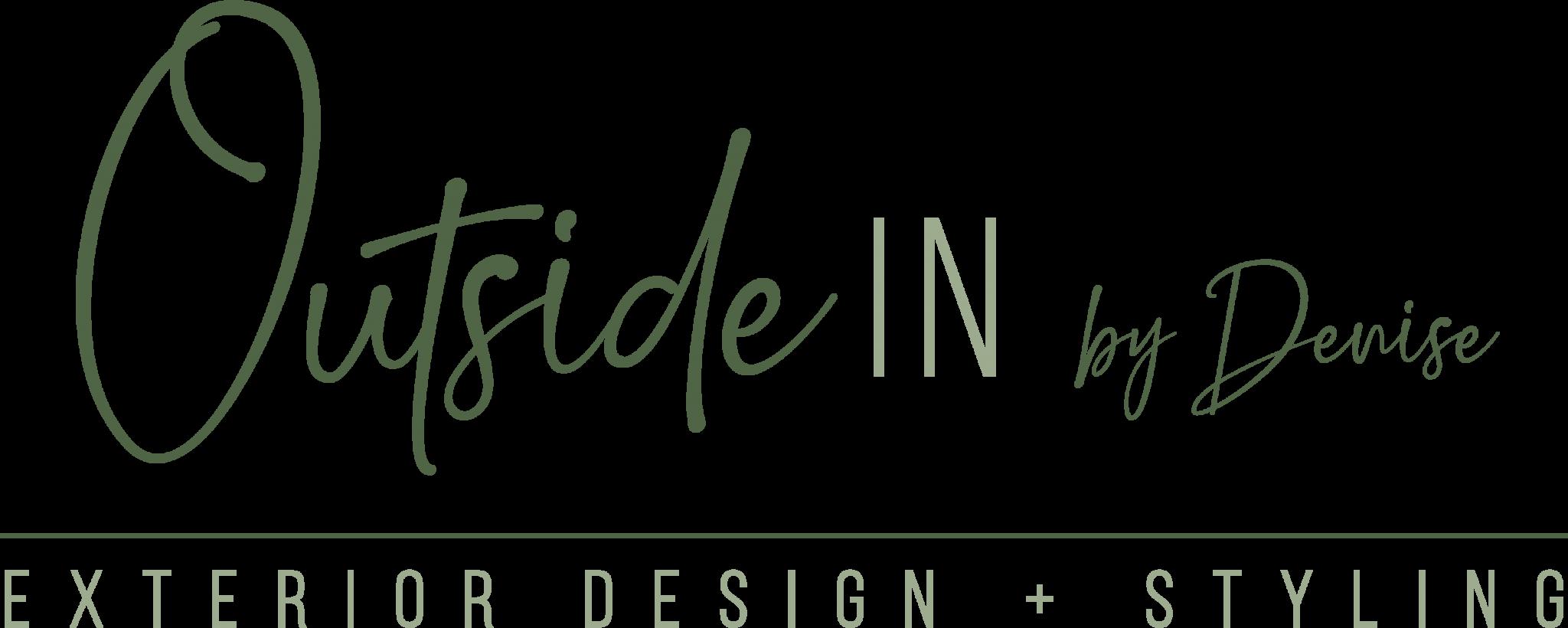 OutsideinbyDenise logo