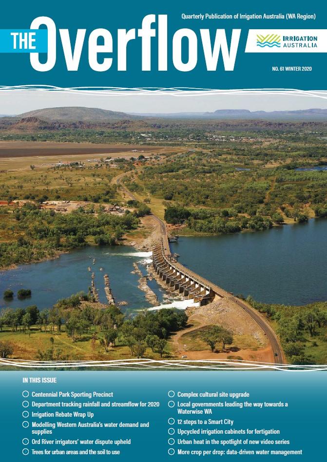 Irrigation Australia Overflow