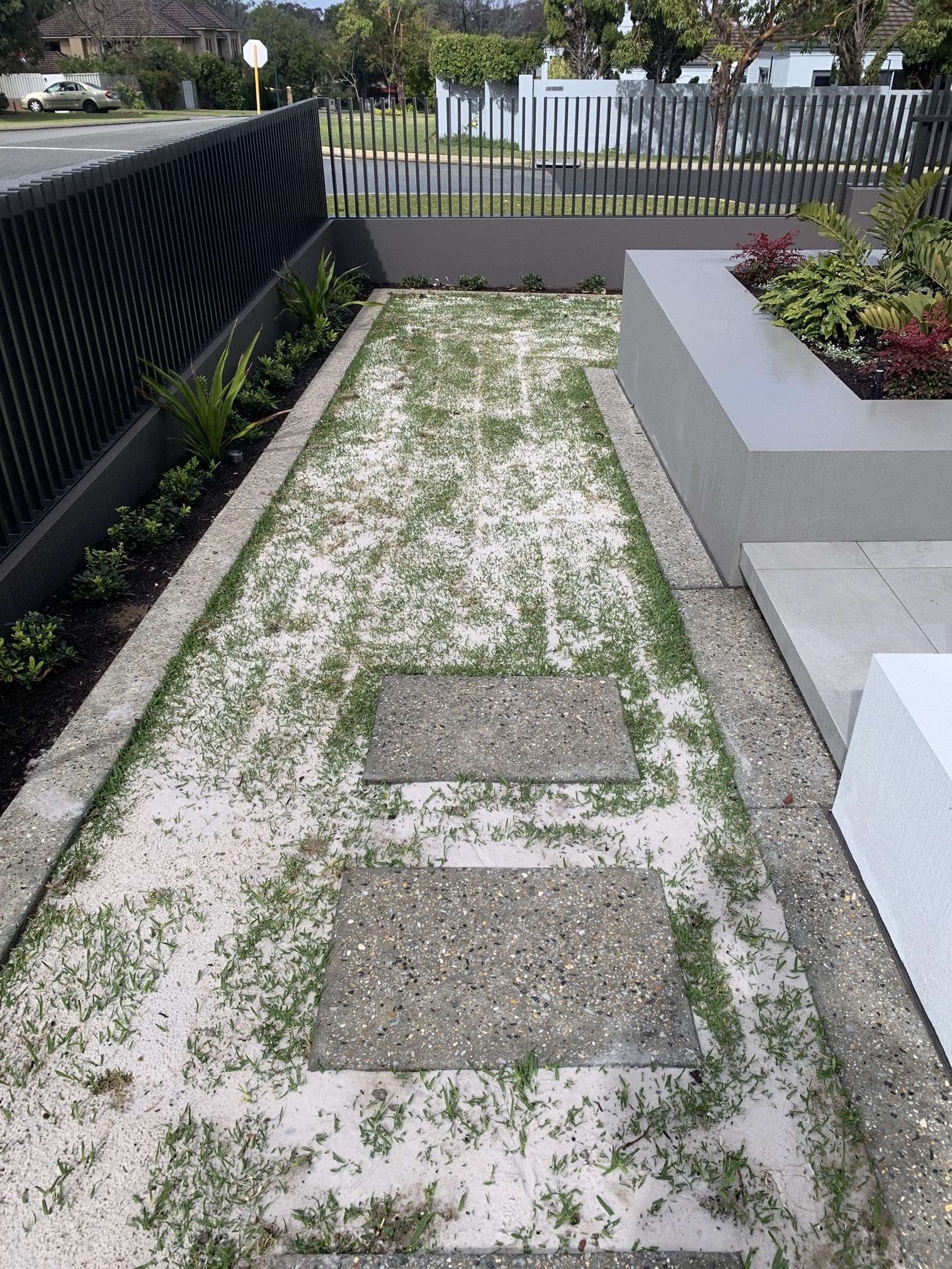 Dalkeith irrigation installation