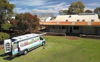 Joondalup Primary – Update on Iron Stain Removal
