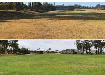 St Vincent's School: Irrigation System Upgrade
